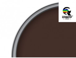 Эмаль пентафталевая ПФ-115 коричневая Спектр - изображение 2 - интернет-магазин tricolor.com.ua