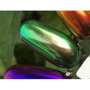 Зеркальный пигмент Tricolor 2326HSC зелено-оливковый