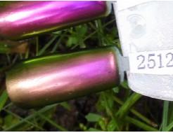 Зеркальный пигмент Tricolor 2512HL сиреневый - изображение 3 - интернет-магазин tricolor.com.ua