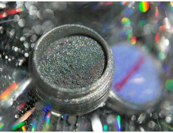 Купить Глиттер лазерный серебряный Tricolor SL-001/36 микрон - 3