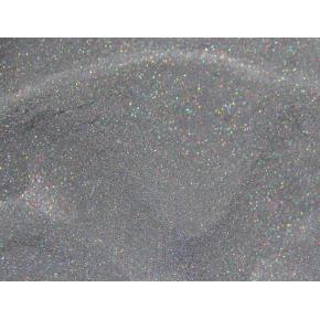 Глиттер лазерный серебряный Tricolor SL-001/36 микрон - изображение 8 - интернет-магазин tricolor.com.ua