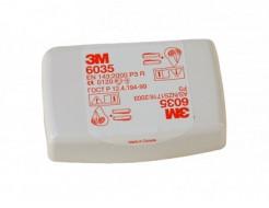 Противоаэрозольный фильтр 3М 6035 (класс защиты: P3R) пара - изображение 2 - интернет-магазин tricolor.com.ua