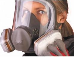 Фильтр с защитой от органических газов и паров 3М 6051 (класс защиты A1) пара - изображение 2 - интернет-магазин tricolor.com.ua