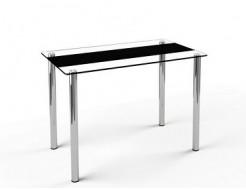 Купить Стеклянный обеденный стол S1 910*610 покраска - 8