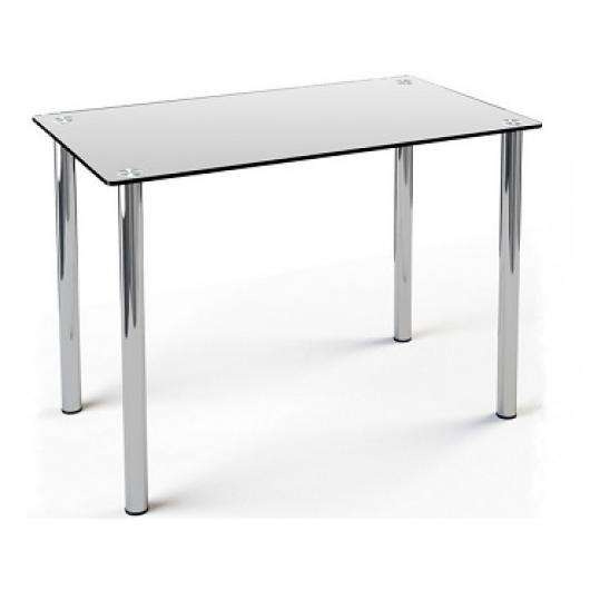 Стеклянный обеденный стол S1 1200*750 матовый