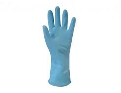 Перчатки химстойкие из природного каучука (пара) Matrix Household POL 150-MAT размер S - изображение 2 - интернет-магазин tricolor.com.ua