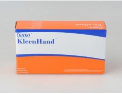 Перчатки нитриловые (пара) Kleen Hand BI 10-105407 размер S - изображение 2 - интернет-магазин tricolor.com.ua