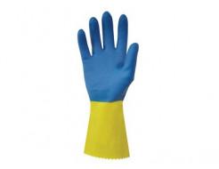 Купить Перчатки химстойкие с двойным напылением (пара) Duo Plus POL RU560/10 размер XL - 31