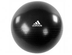 Купить Мяч гимнастический (фитбол) ADBL-12247 чёрный - 3