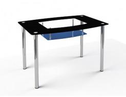 Купить Стеклянный обеденный стол S2 1100*650 покраска - 13
