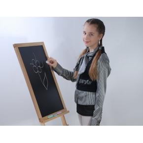 Мольберт двухсторонний ИНЬ и ЯНЬ классик - интернет-магазин tricolor.com.ua