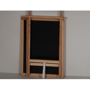 Мольберт двухсторонний ИНЬ и ЯНЬ магнитный - изображение 2 - интернет-магазин tricolor.com.ua