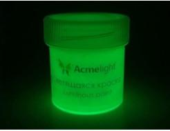 Краска люминесцентная AcmeLight для творчества белая - изображение 2 - интернет-магазин tricolor.com.ua