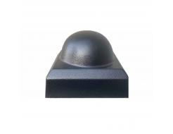 Форма Крышка для столба №14-1 Шар 14х14 АБС BF
