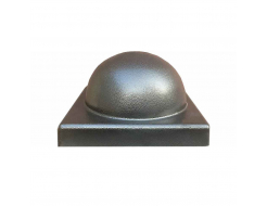 Форма Крышка для столба №16-1 Шар 16х16 АБС BF