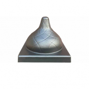 Форма Крышка для столба №16-2 Витязь 16х16 АБС BF