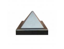 Форма Крышка для столба №16-4 Бастион 16х16 BF