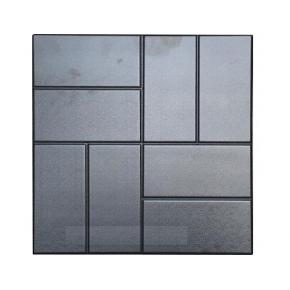 Форма плитки №8 Восемь кирпичей гладкая 30х30 АБС BF