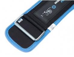 Купить Пояс для тяжелой атлетики Power System PS-3210 голубой L - 35