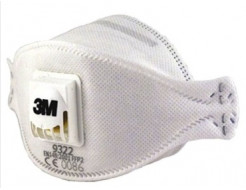 Купить Противоаэрозольный респиратор Aura 9322+ (уровень защиты FFP2) - 17