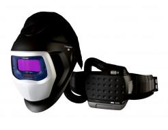 Купить Маска сварочная Speedglas 3М 567715 9100 AIR+ADFLO Li-Ion - 15