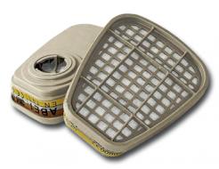 Фильтр для защиты от органических и неорганических кислых газов и паров 3M 6057 пара - изображение 3 - интернет-магазин tricolor.com.ua