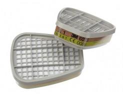 Фильтр для защиты от органических паров и формальдегида 3M 6075 пара - изображение 3 - интернет-магазин tricolor.com.ua