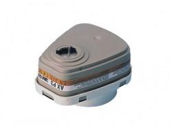 Фильтр для защиты от односложных органических газов/паров и частиц 3M 6098 пара - изображение 2 - интернет-магазин tricolor.com.ua