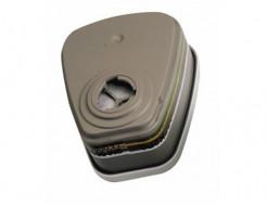 Фильтр для защиты от односложных органических газов/паров и частиц 3M 6098 пара - изображение 3 - интернет-магазин tricolor.com.ua