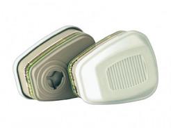 Фильтр для защиты от органических паров, неорганических и кислых газов, аммиака, производных 3M 6099 пара - изображение 3 - интернет-магазин tricolor.com.ua