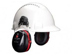 Купить Наушники для каски 3М Peltor Optime 3 H540P3E-413-SV красные - 17