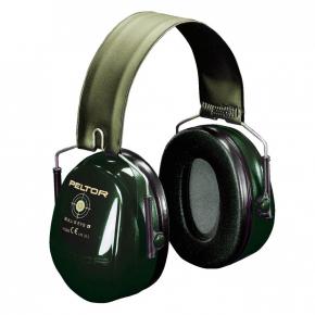 Наушники противошумовые 3M H520F-440-GN Стрелковые 2 SNR 31дБ зеленые