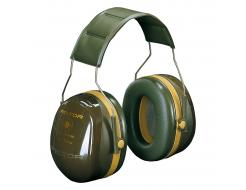 Наушники противошумовые 3M H540A-441-GN Стрелковые 3 SNR 35дБ зеленые