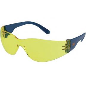 Очки 3М 2722 открытые желтые AS/AF