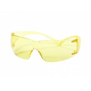 Очки SecureFit 3М SF203AF-EU желтые с защитой от царапин и запотевания - изображение 2 - интернет-магазин tricolor.com.ua