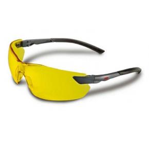 Очки открытые 3М 2822 желтые - изображение 2 - интернет-магазин tricolor.com.ua