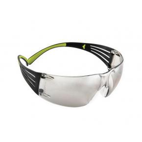 Очки SecureFit 3М SF410AS-EU прозрачные зеркальные AS/AF линза поликарбонатная - интернет-магазин tricolor.com.ua