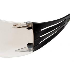 Очки SecureFit 3М SF410AS-EU прозрачные зеркальные AS/AF линза поликарбонатная - изображение 2 - интернет-магазин tricolor.com.ua