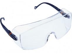 Очки защитные 3М 2800 прозрачные - изображение 3 - интернет-магазин tricolor.com.ua