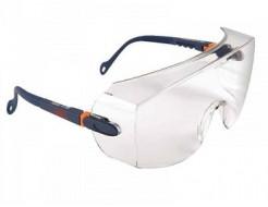 Очки защитные 3М 2800 прозрачные - изображение 4 - интернет-магазин tricolor.com.ua