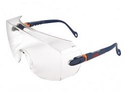Очки защитные 3М 2800 прозрачные - изображение 5 - интернет-магазин tricolor.com.ua