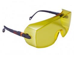 Купить Очки защитные 3М 2802 желтые - 7