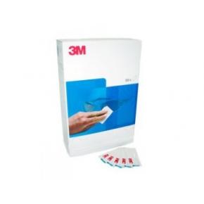 Влажные салфетки для очистки очков 3М 26-2000-00M (500 шт)