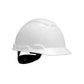 Каска защитная 3М H-701N-VI храповик, Белая