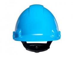 Купить Каска защитная с храповиком 3М G3000NUV-BB синяя - 21