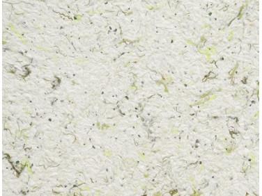 Жидкие обои Юрски Азалия 701 бело-зеленые