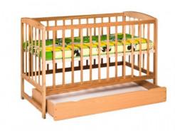 Кровать с ящиком 1200х600 - изображение 2 - интернет-магазин tricolor.com.ua