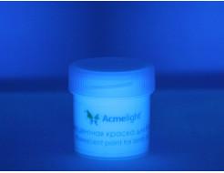 Аквагрим флуоресцентный AcmeLight для тела белый - изображение 2 - интернет-магазин tricolor.com.ua