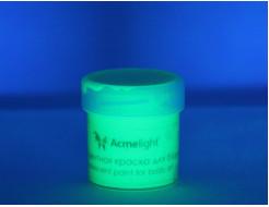 Аквагрим флуоресцентный AcmeLight для тела зеленый - изображение 2 - интернет-магазин tricolor.com.ua