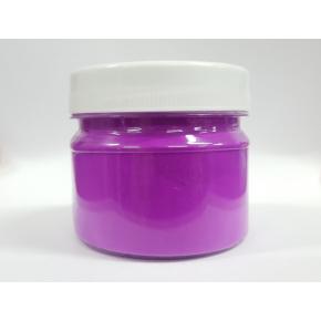 Пигмент флуоресцентный неон фиолетовый Tricolor FVIO (HP)
